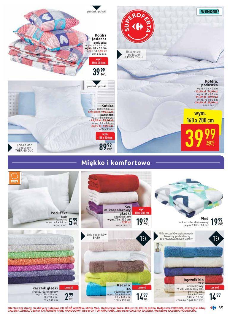 Gazetka promocyjna Carrefour do 25/11/2018 str.35