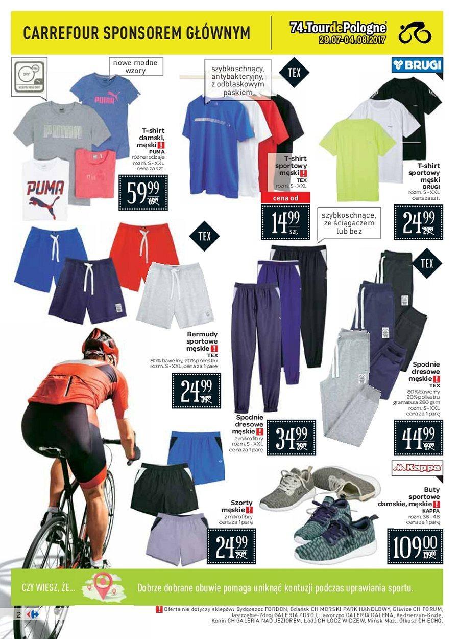 Gazetka promocyjna Carrefour do 24/07/2017 str.1