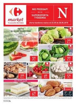 Carrefour Market 22.05