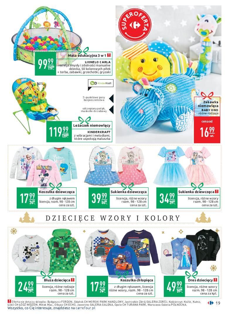 Gazetka promocyjna Carrefour do 02/12/2018 str.19