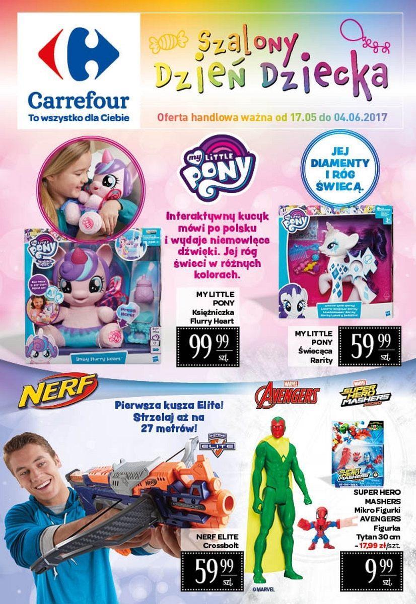 Gazetka promocyjna Carrefour do 04/06/2017 str.0