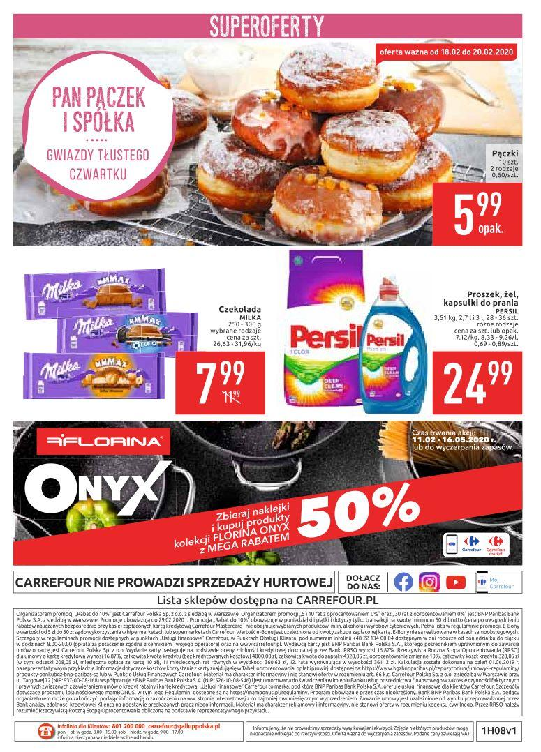 Gazetka promocyjna Carrefour do 24/02/2020 str.28