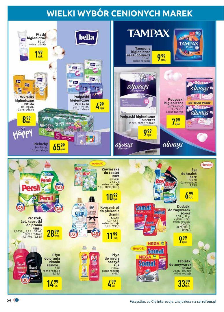 Gazetka promocyjna Carrefour do 22/05/2019 str.53