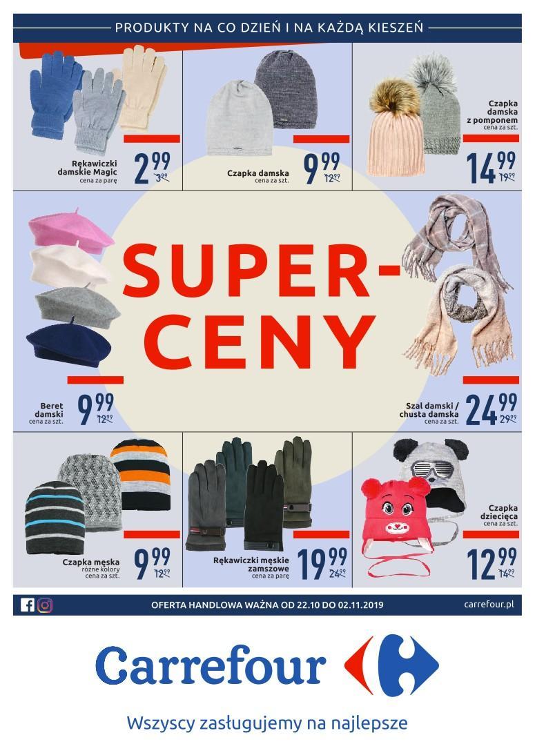 Gazetka promocyjna Carrefour do 02/11/2019 str.0