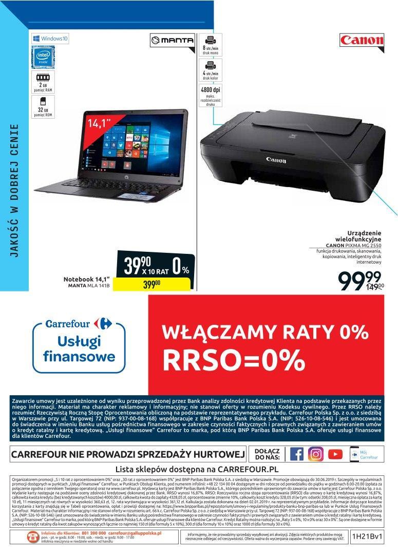 Gazetka promocyjna Carrefour do 09/06/2019 str.11