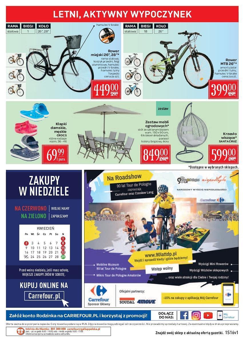 Gazetka promocyjna Carrefour Market do 29/04/2018 str.11
