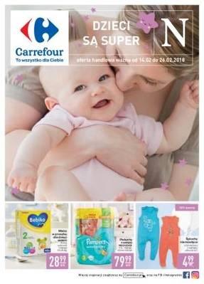 Carrefour od 14 lutego