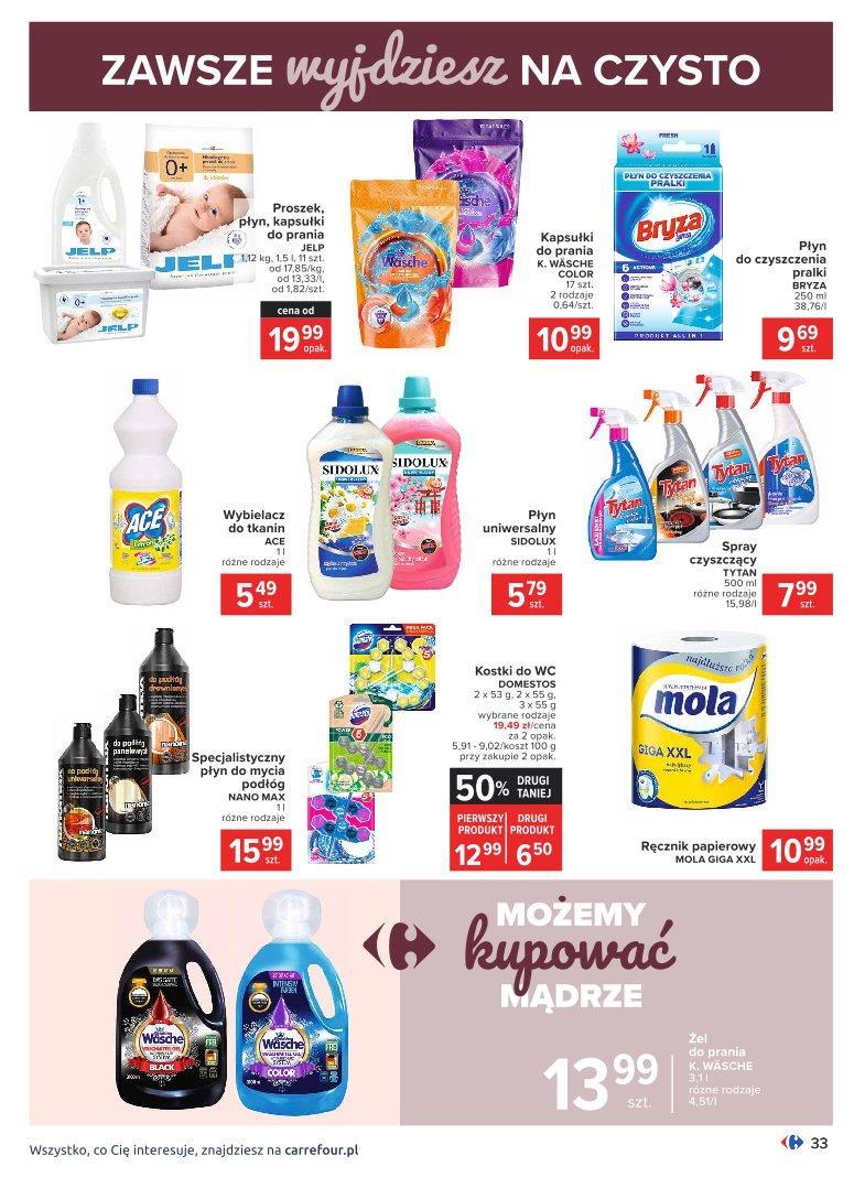Gazetka promocyjna Carrefour do 07/11/2020 str.33