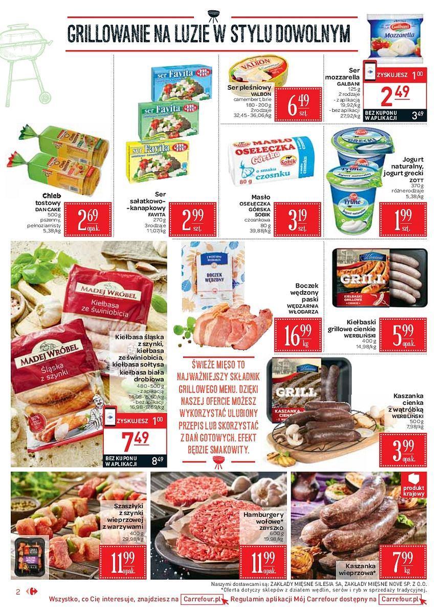 Gazetka promocyjna Carrefour Market do 09/06/2018 str.1