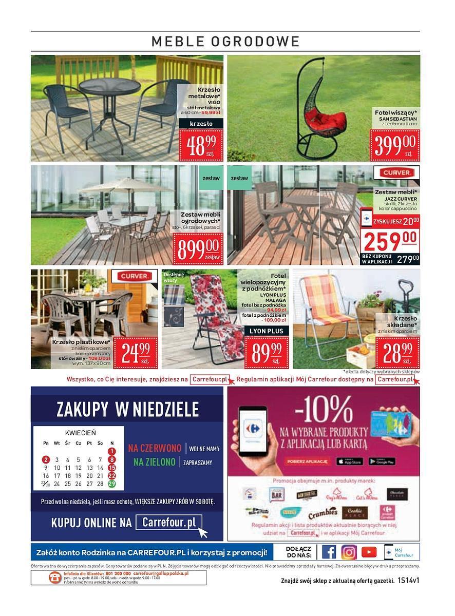 Gazetka promocyjna Carrefour Market do 14/04/2018 str.11
