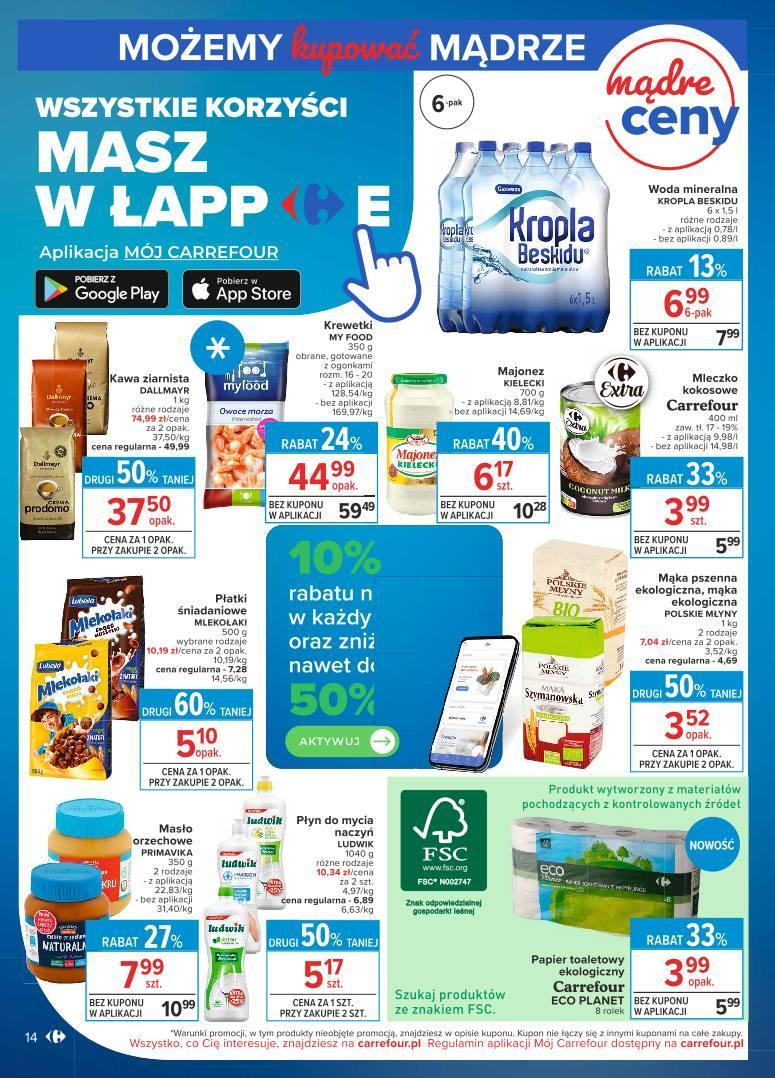 Gazetka promocyjna Carrefour do 07/11/2020 str.14