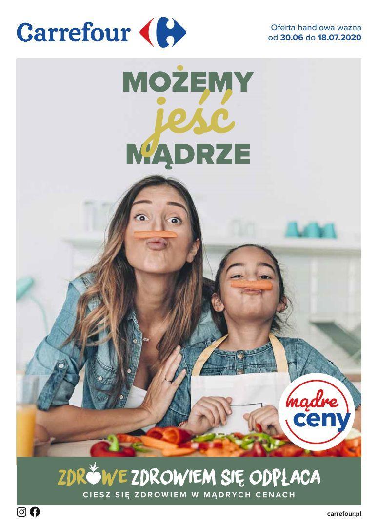 Gazetka promocyjna Carrefour do 13/07/2020 str.0