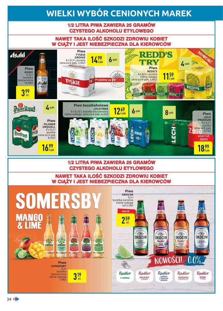 Gazetka promocyjna Carrefour do 22/05/2019 str.33