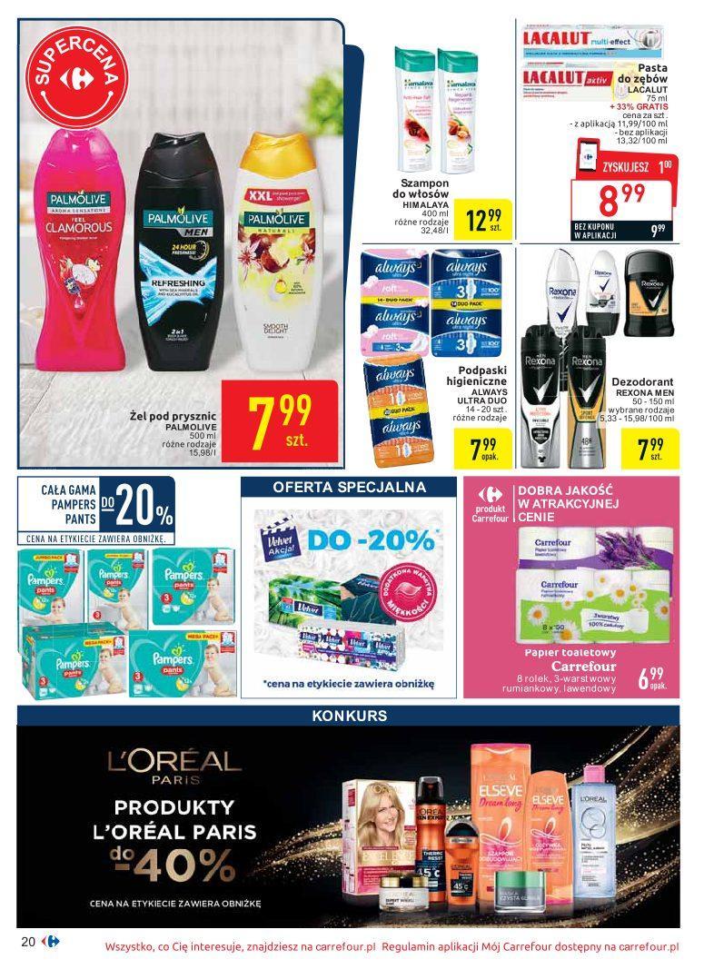 Gazetka promocyjna Carrefour do 26/05/2019 str.19