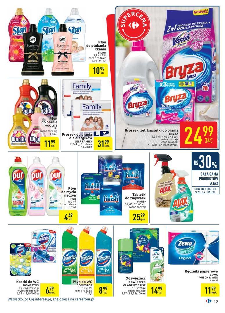 Gazetka promocyjna Carrefour do 20/07/2019 str.19