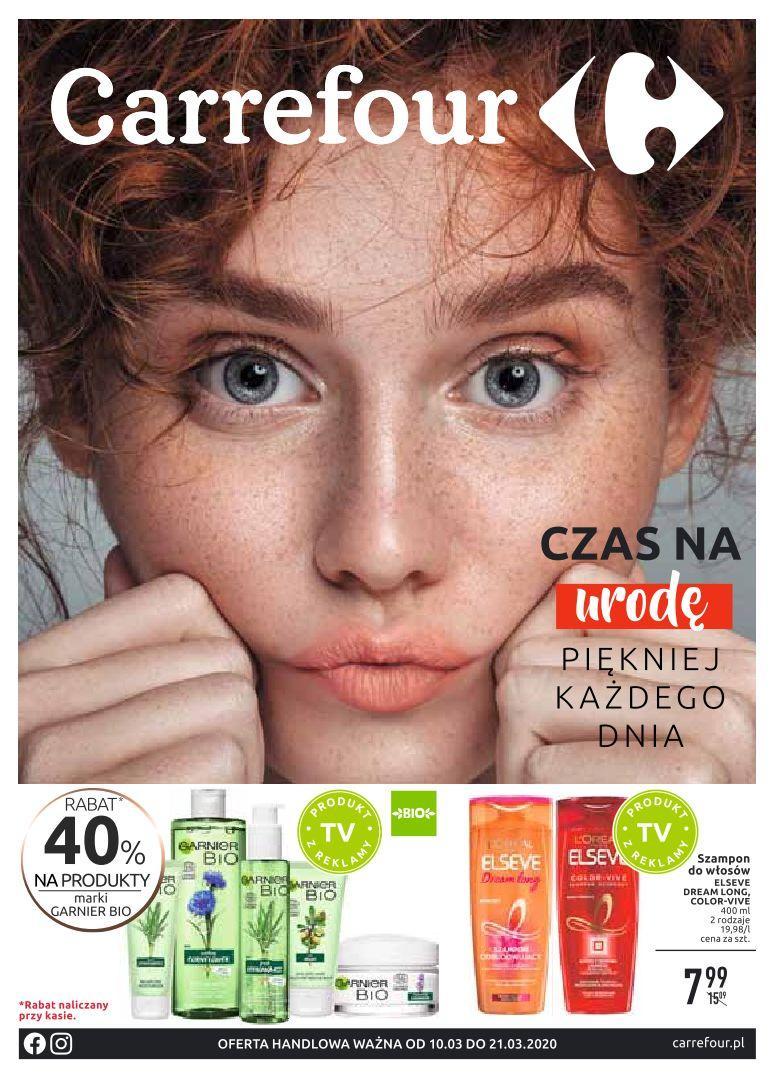 Gazetka promocyjna Carrefour do 21/03/2020 str.0