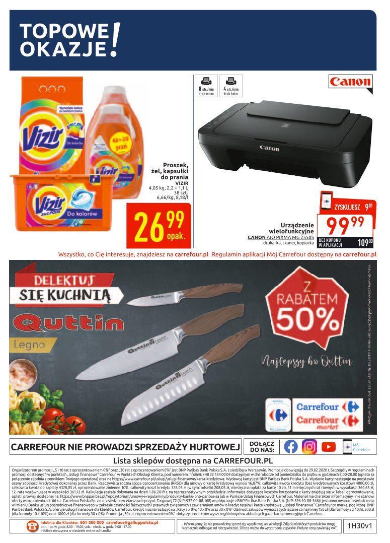 Gazetka promocyjna Carrefour do 03/08/2019 str.39