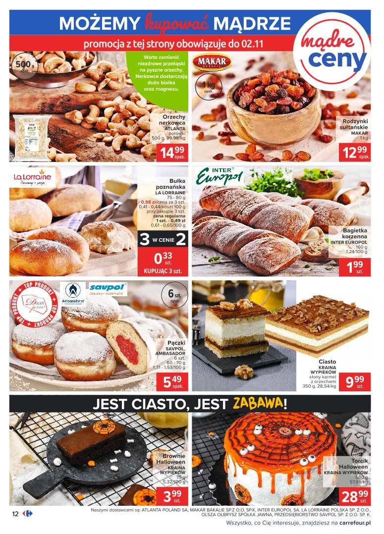 Gazetka promocyjna Carrefour do 07/11/2020 str.12