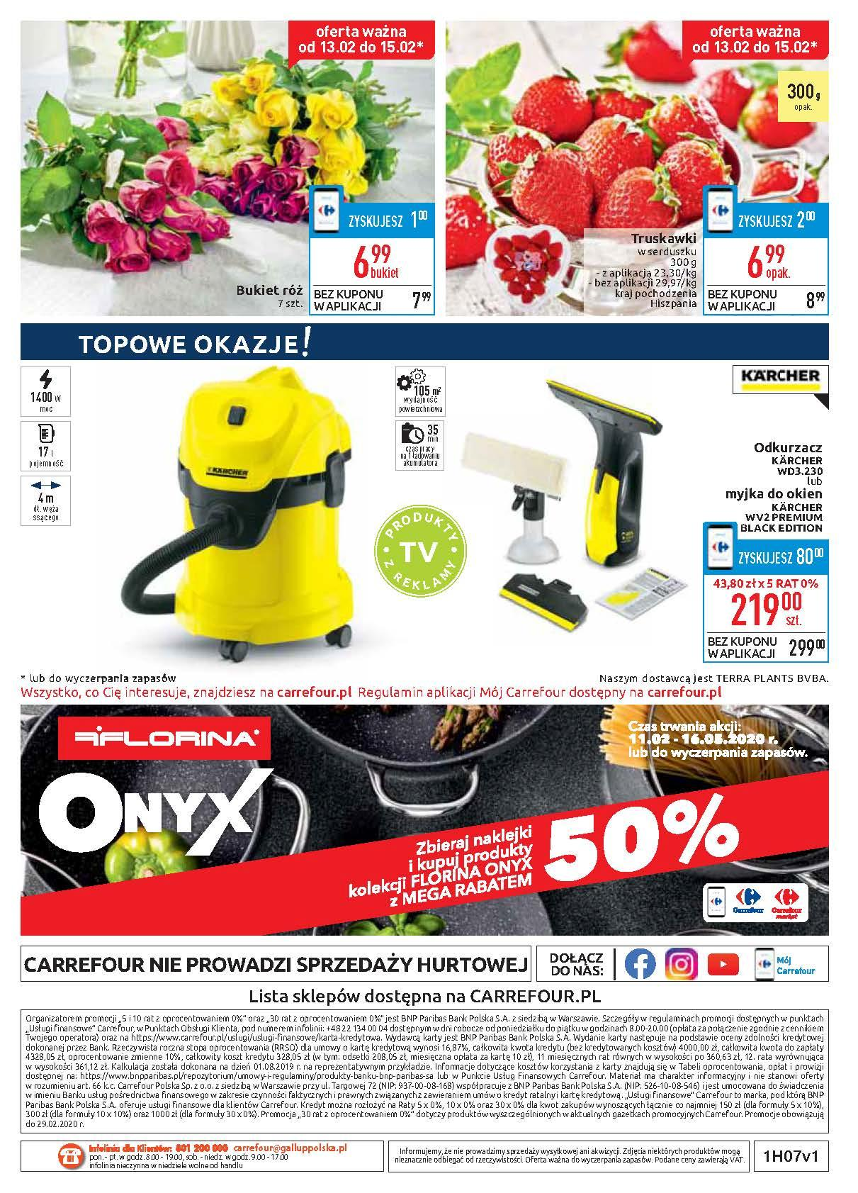 Gazetka promocyjna Carrefour do 17/02/2020 str.32