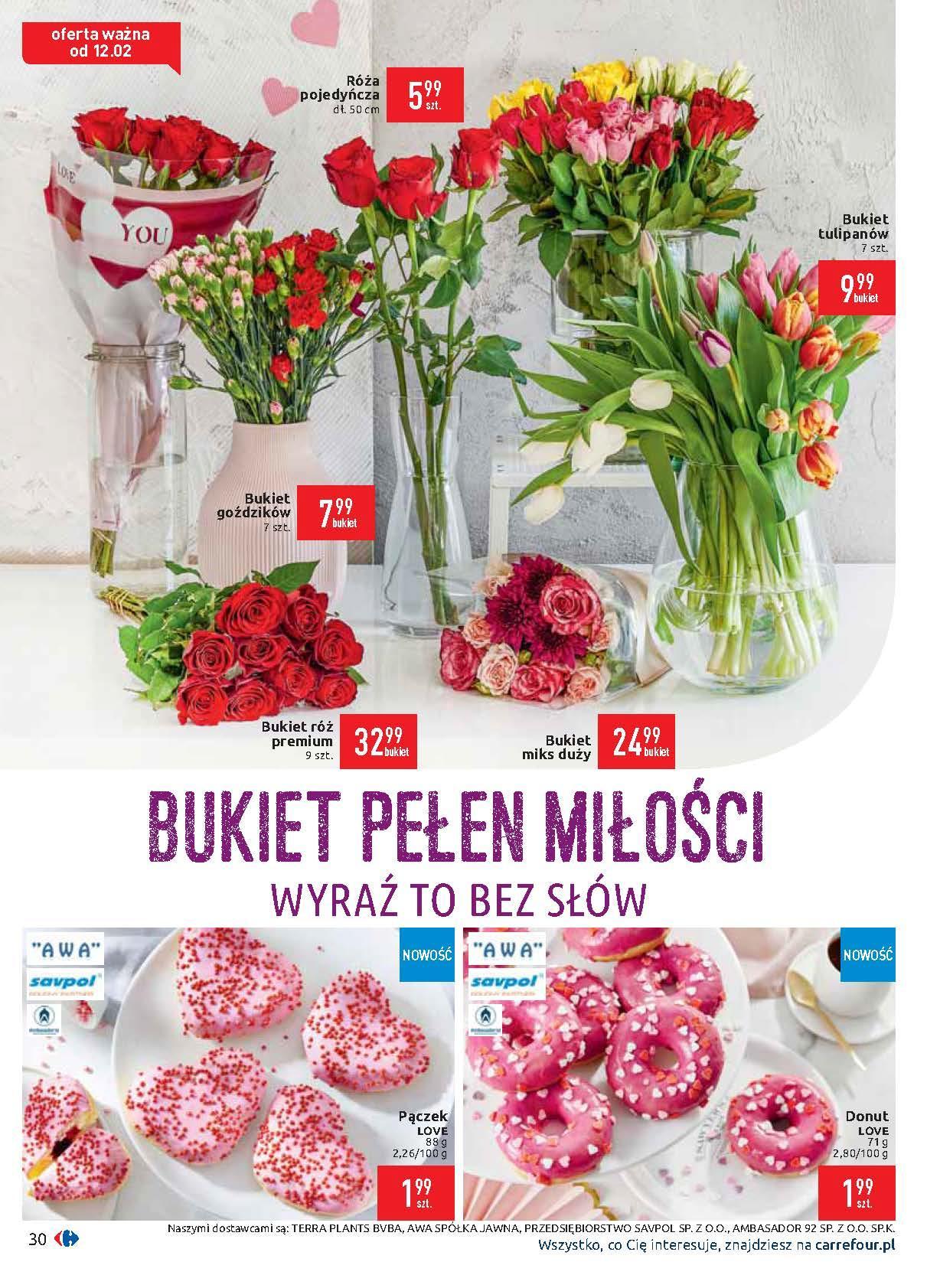 Gazetka promocyjna Carrefour do 17/02/2020 str.30
