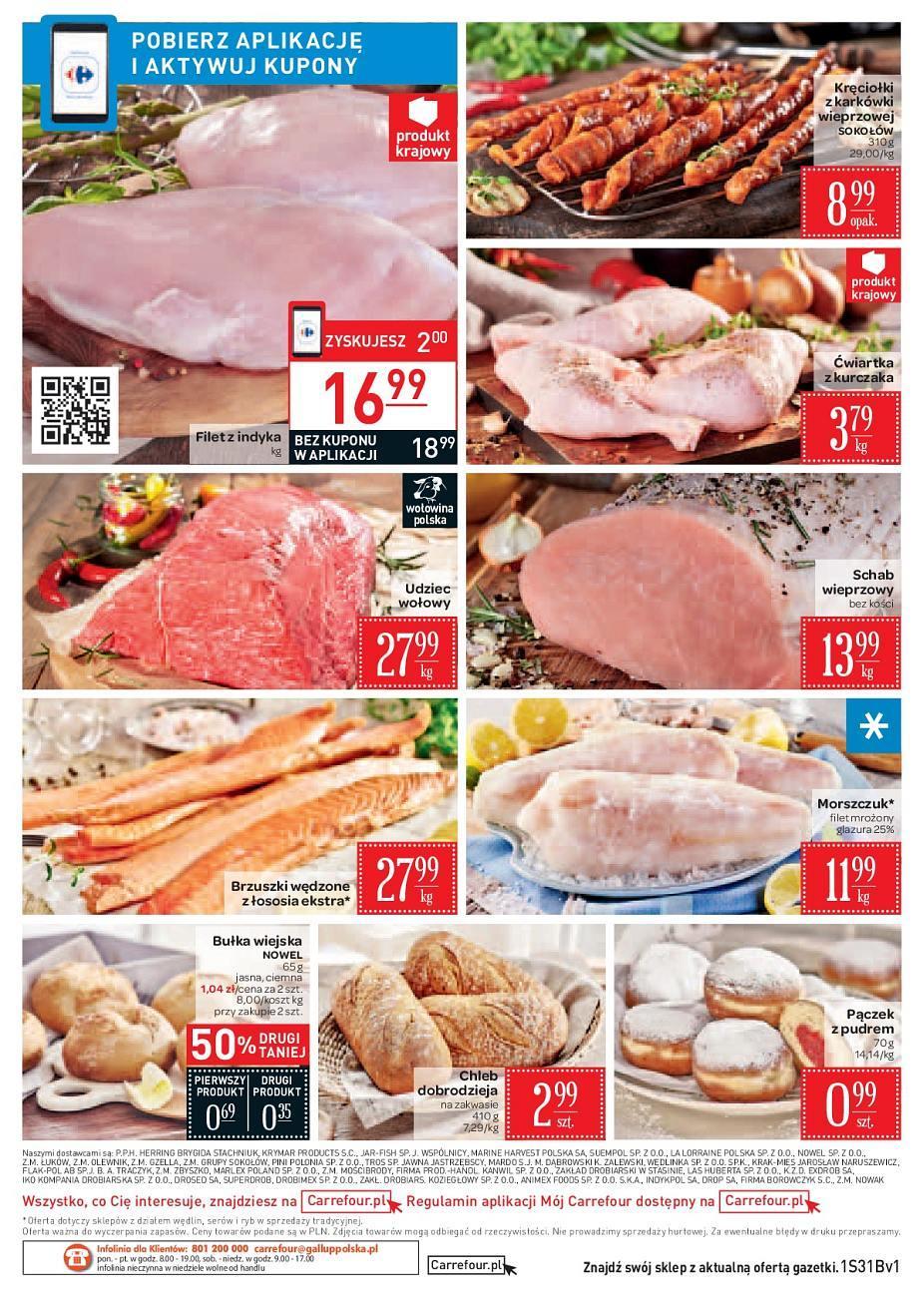 Gazetka promocyjna Carrefour Market do 06/08/2018 str.1