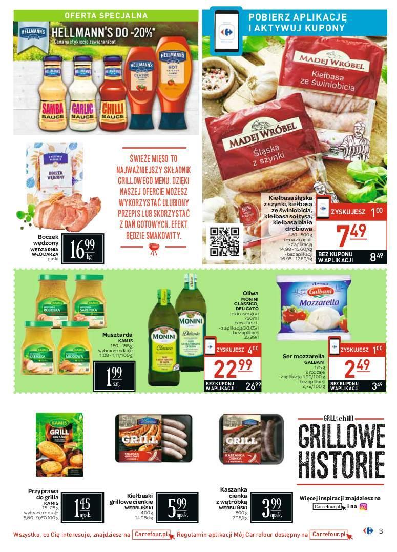 Gazetka promocyjna Carrefour do 09/06/2018 str.3