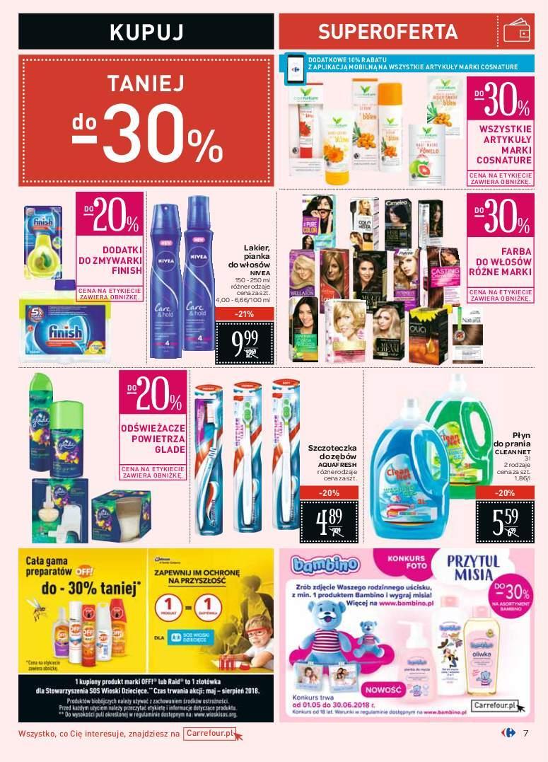 Gazetka promocyjna Carrefour do 09/06/2018 str.6
