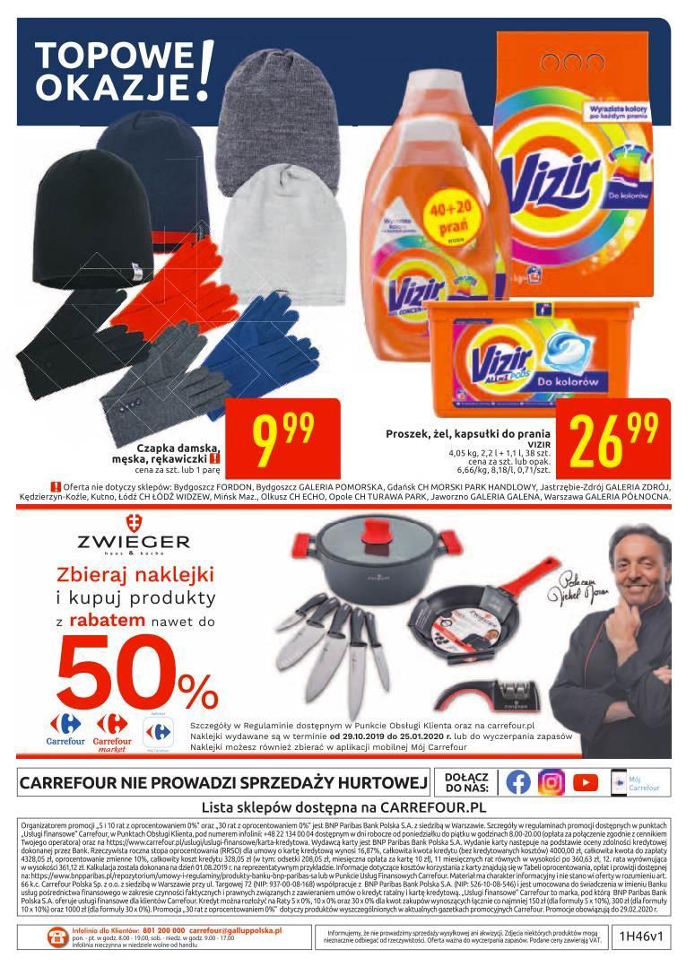Gazetka promocyjna Carrefour do 24/11/2019 str.40