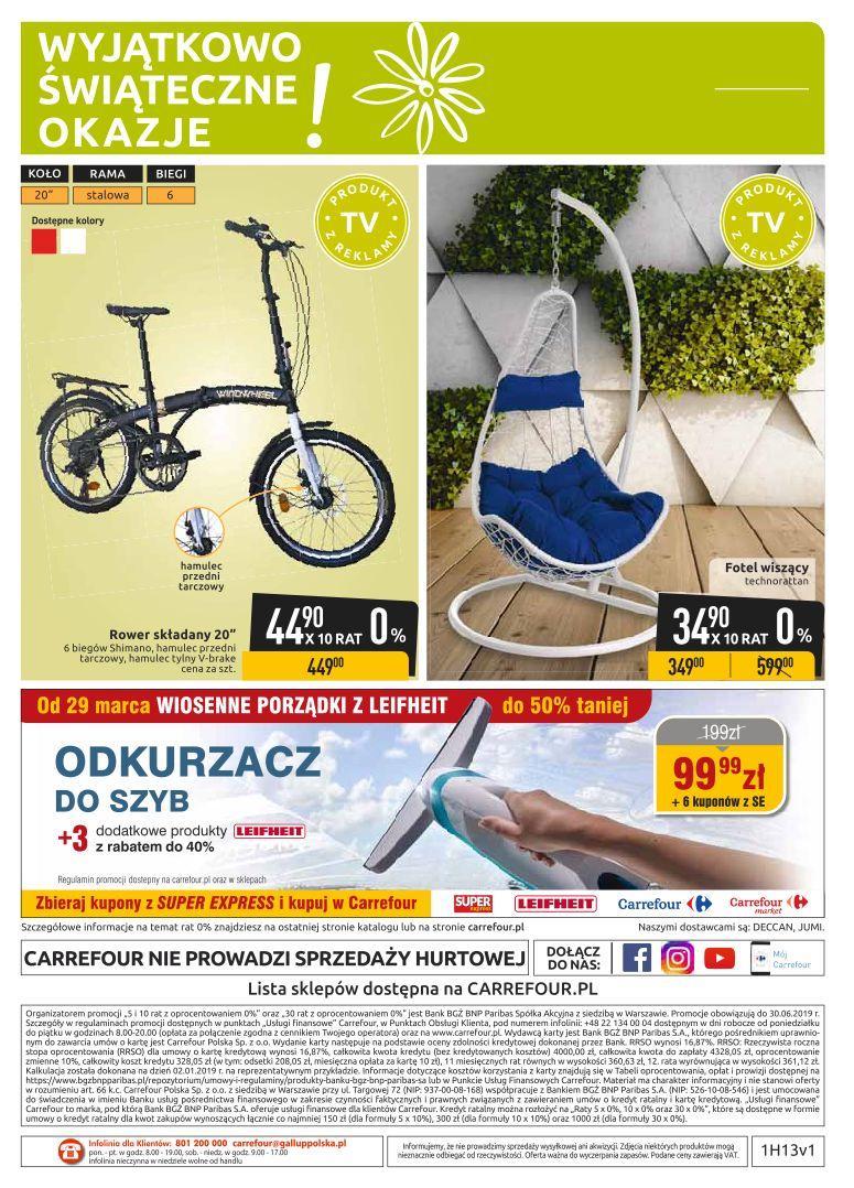 Gazetka promocyjna Carrefour do 06/04/2019 str.35