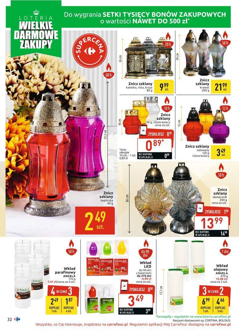 Gazetka promocyjna Carrefour do 12/10/2019 str.32