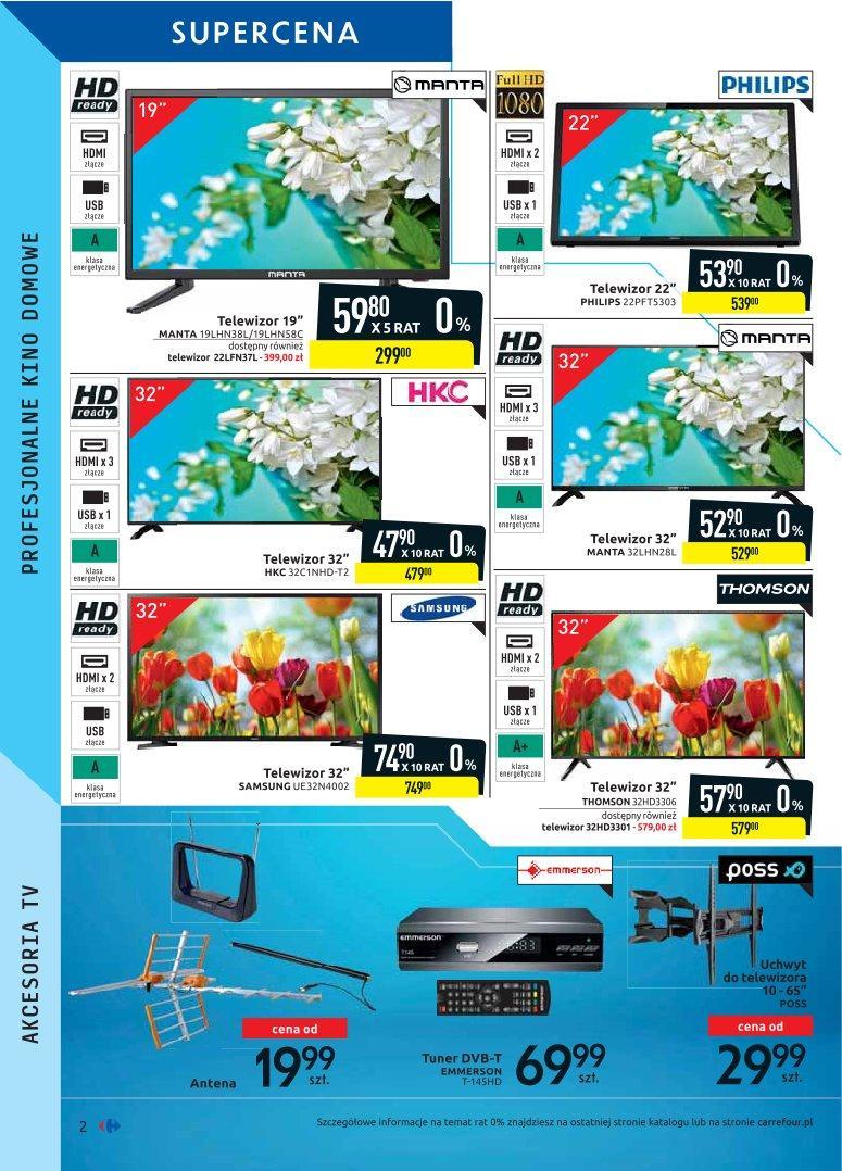 Gazetka promocyjna Carrefour do 09/06/2019 str.1
