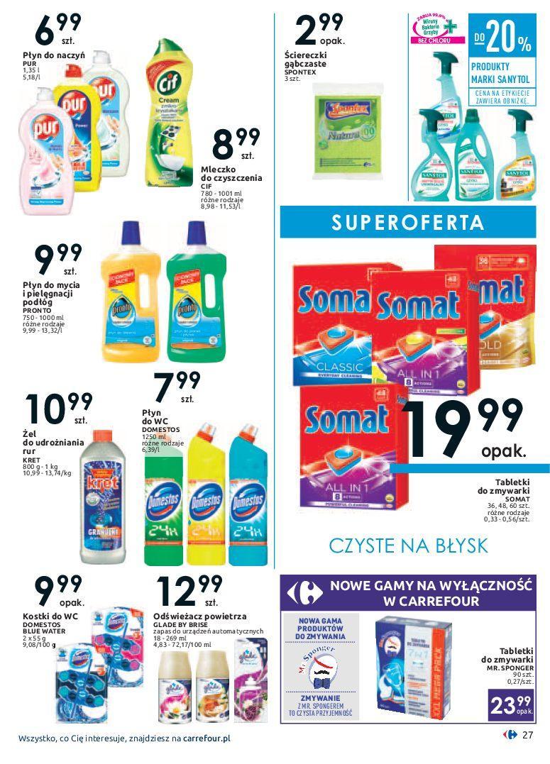 Gazetka promocyjna Carrefour do 19/01/2019 str.27