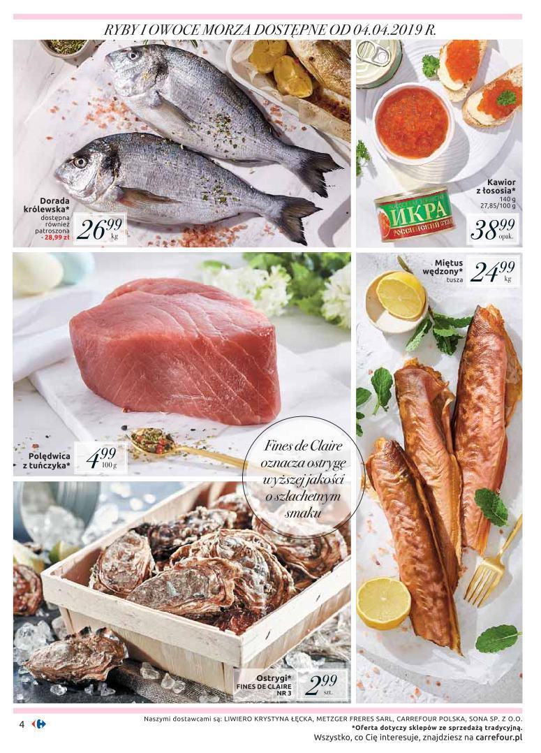 Gazetka promocyjna Carrefour do 20/04/2019 str.3
