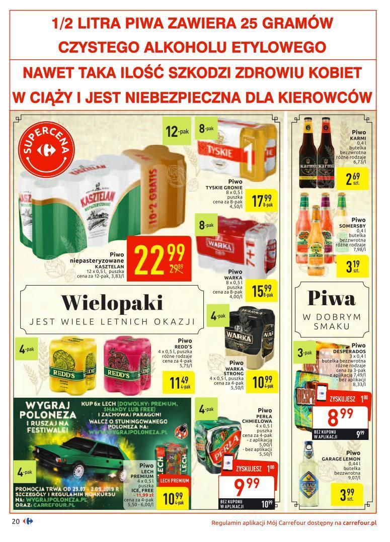 Gazetka promocyjna Carrefour do 03/08/2019 str.19