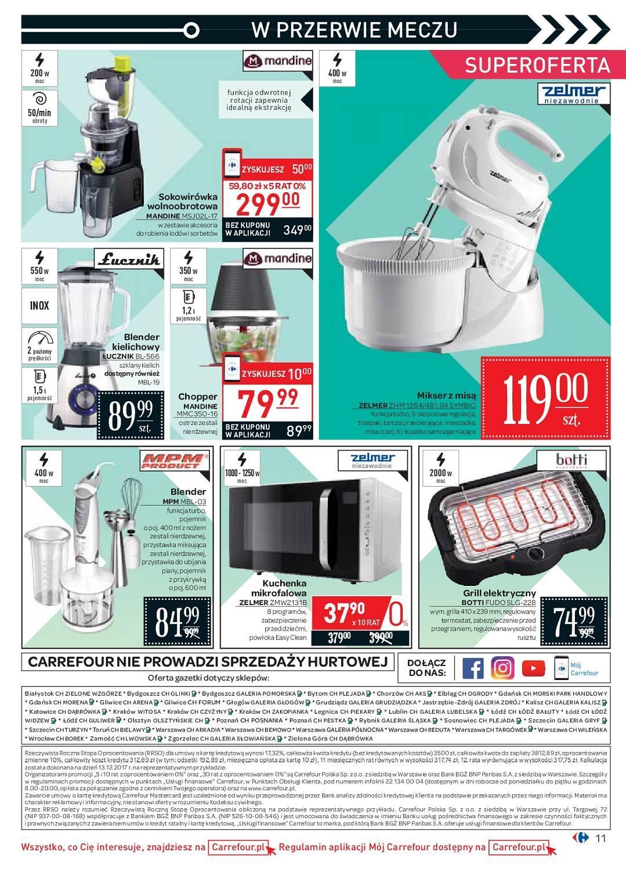 Gazetka promocyjna Carrefour do 16/06/2018 str.10