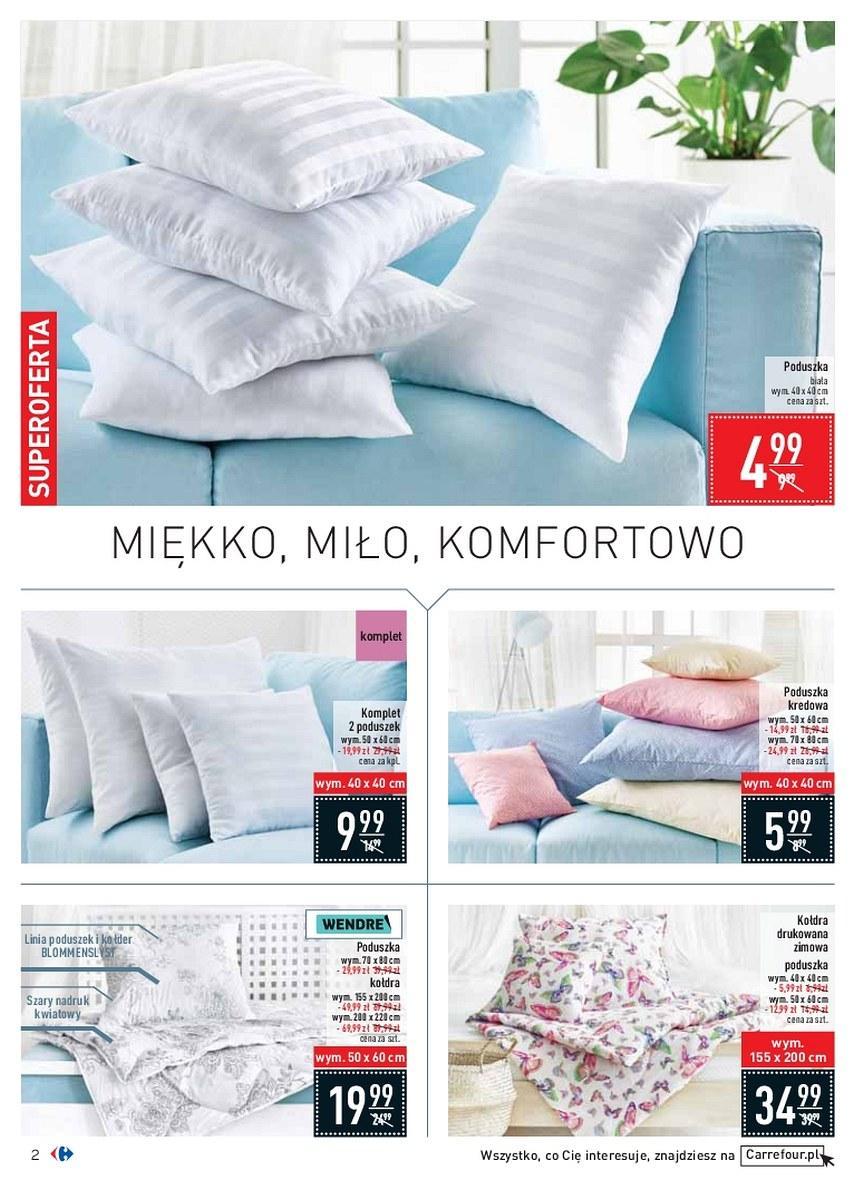 Gazetka promocyjna Carrefour do 22/01/2018 str.1