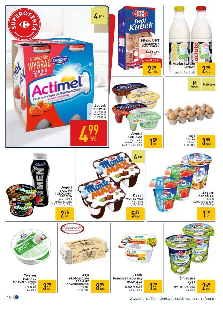 Gazetka promocyjna Carrefour do 19/01/2019 str.10