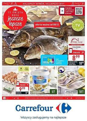 Carrefour gazetka - od 11/12/2018 do 16/12/2018