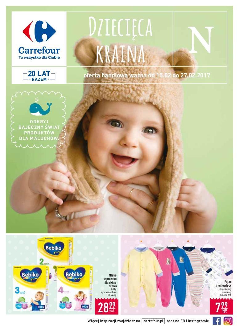 Gazetka promocyjna Carrefour do 27/02/2017 str.0