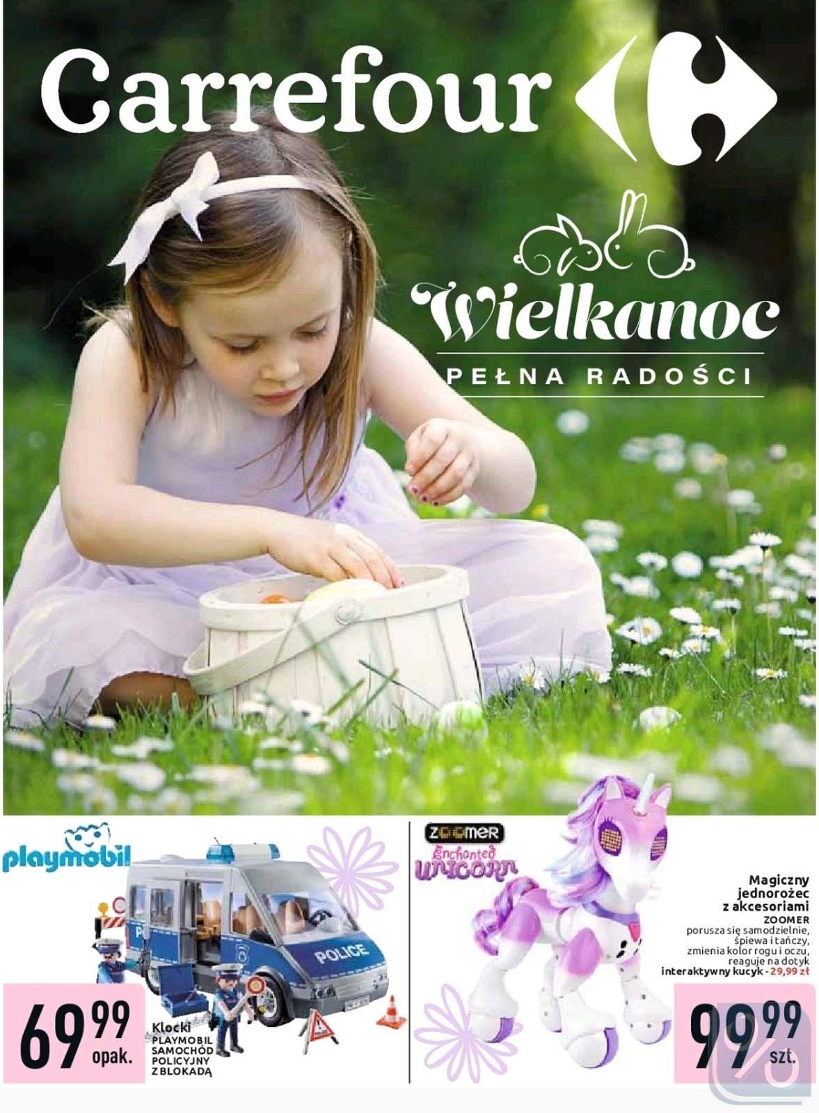 Gazetka promocyjna Carrefour do 20/04/2019 str.0