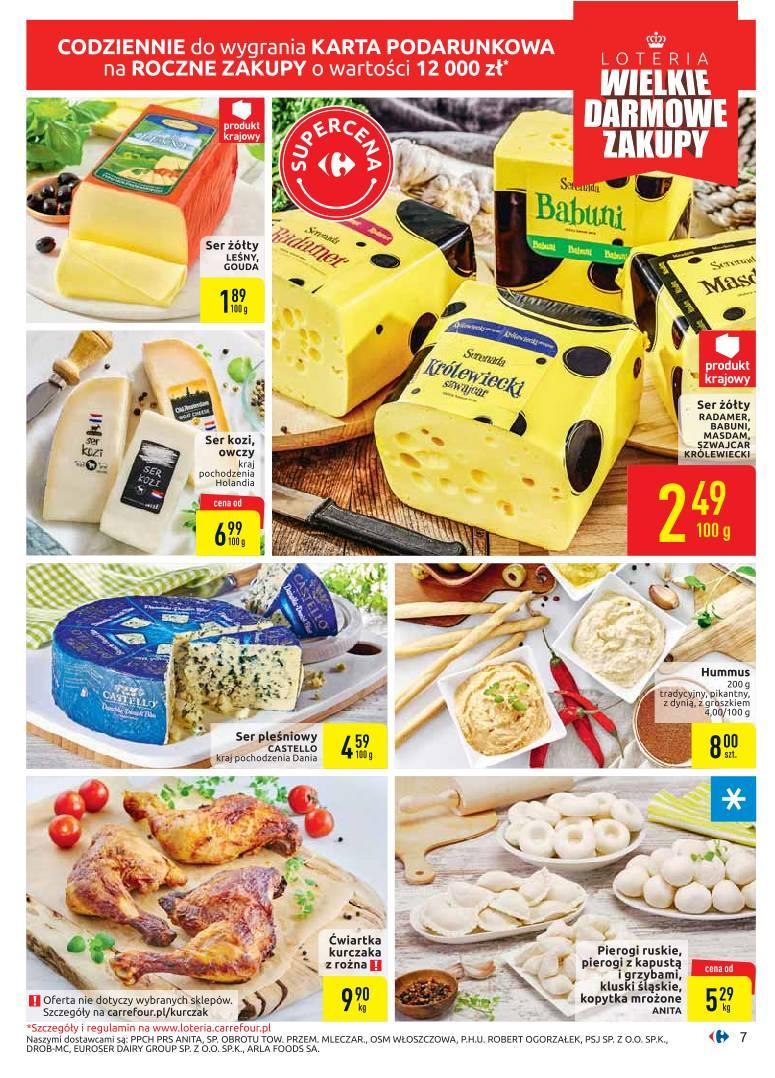Gazetka promocyjna Carrefour do 05/10/2019 str.6