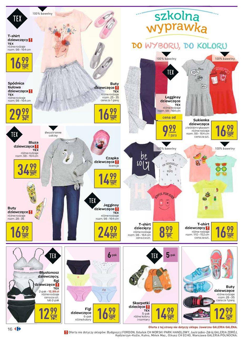 Gazetka promocyjna Carrefour do 11/08/2018 str.16