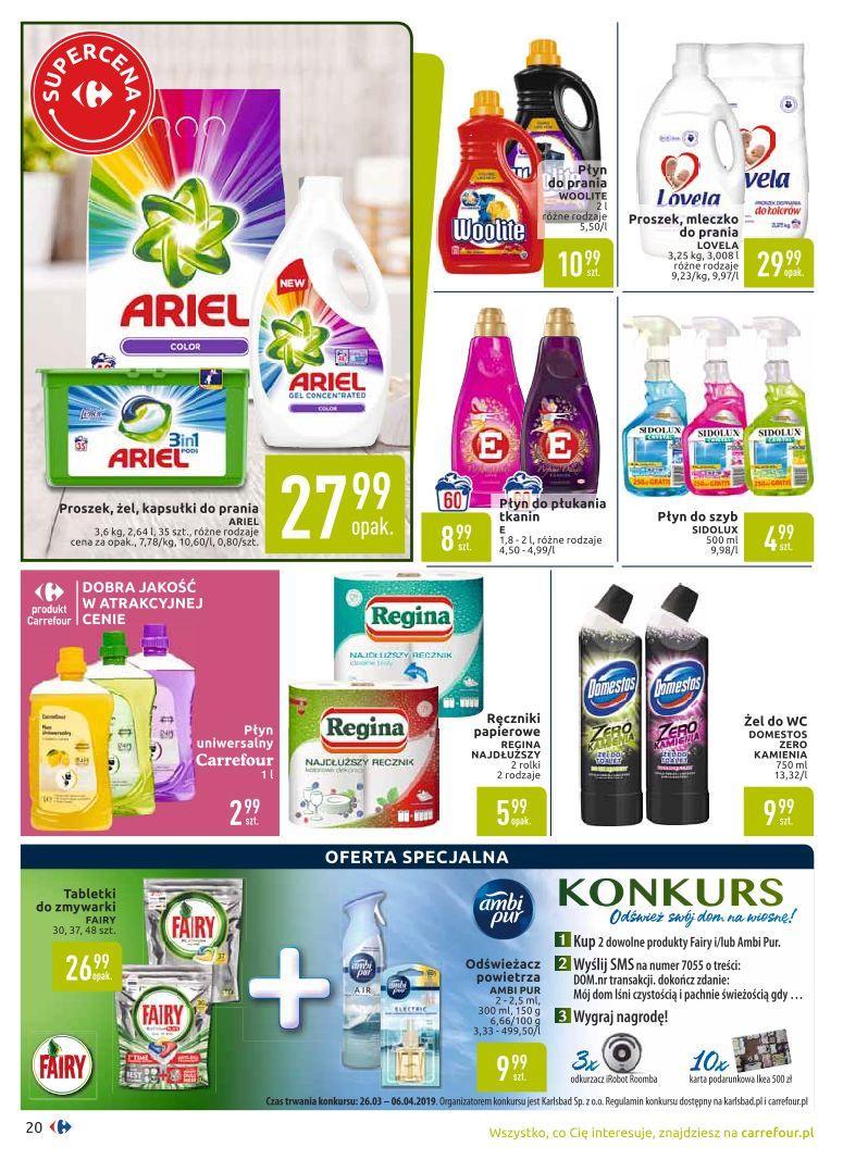 Gazetka promocyjna Carrefour do 06/04/2019 str.19