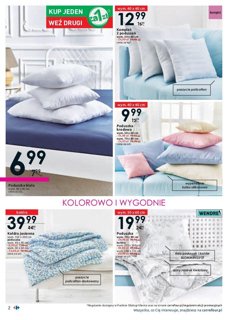 Gazetka promocyjna Carrefour do 19/01/2019 str.2