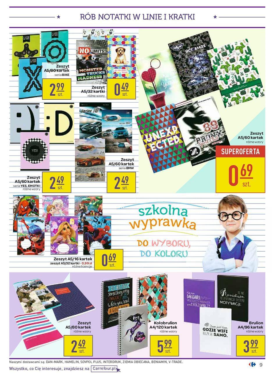Gazetka promocyjna Carrefour do 11/08/2018 str.9