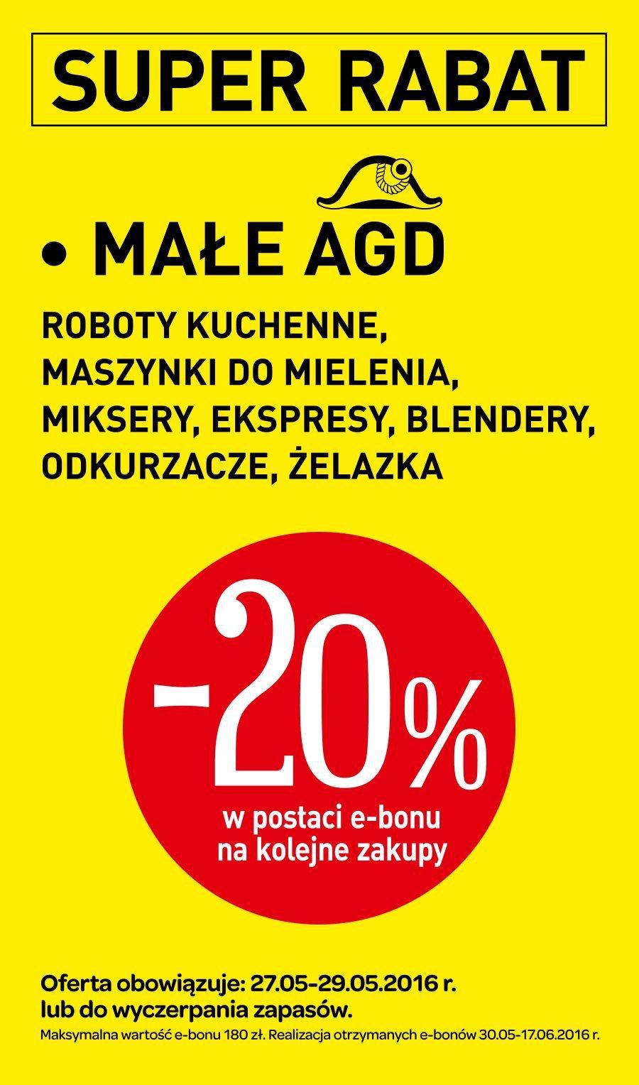 Gazetka promocyjna Carrefour do 29/05/2016 str.0