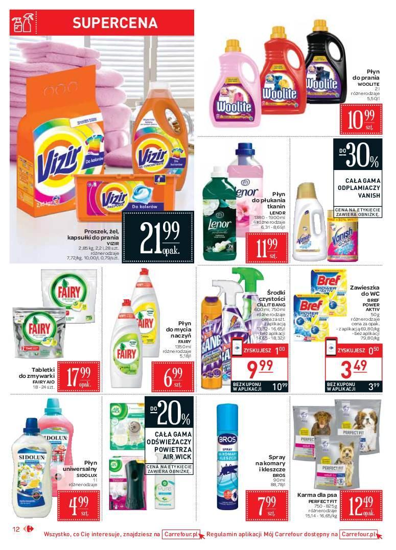 Gazetka promocyjna Carrefour Market do 24/06/2018 str.11