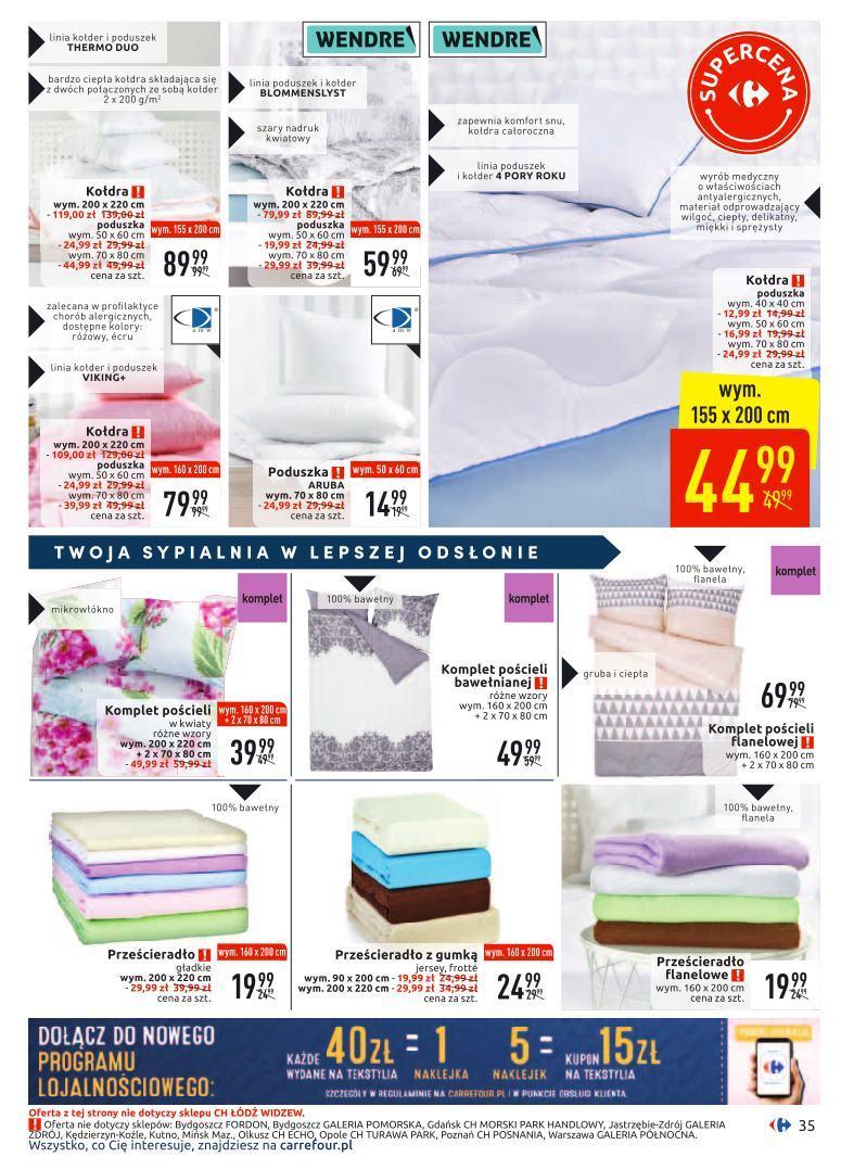 Gazetka promocyjna Carrefour do 24/11/2019 str.35