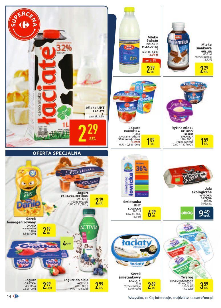 Gazetka promocyjna Carrefour do 24/11/2019 str.14