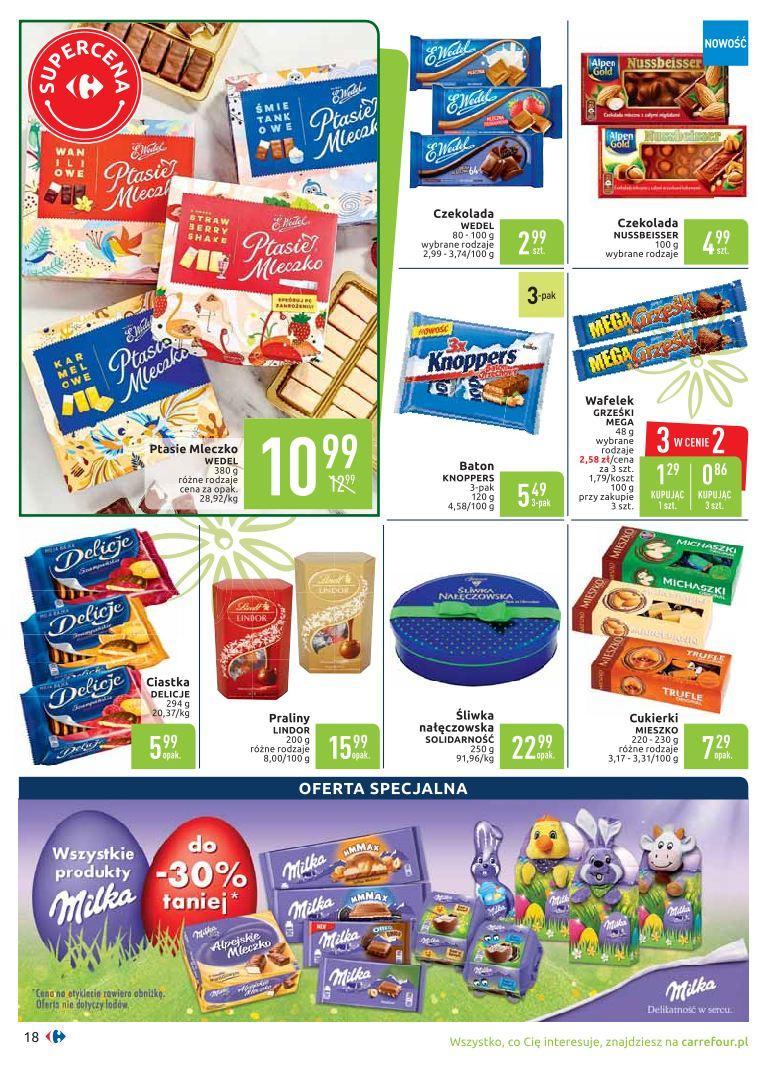 Gazetka promocyjna Carrefour do 20/04/2019 str.17